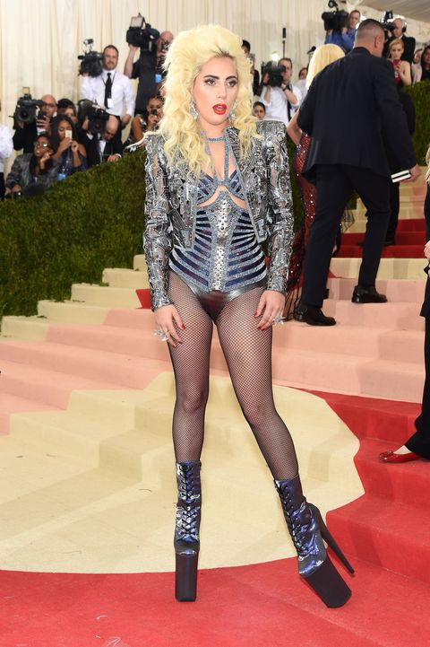 <p>Her shoe collection is *literally* out of this world. No other human can wear heels like Lady Gaga. </p>