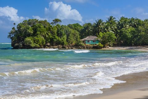 <p>Make it your mission to take some time to unplug and unwind by visiting a remote destination. Whether it&nbsp;be on a secluded beach in Cuba (above), or a cozy cabin tucked away in the forest, go wherever you feel most at peace.</p>