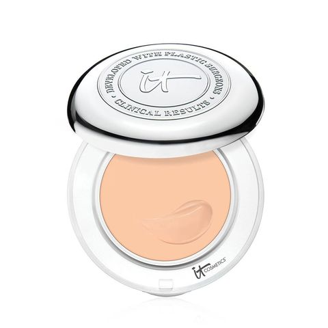 Face, Skin, Beauty, Head, Product, Beige, Cosmetics, Material property, Powder, Peach,