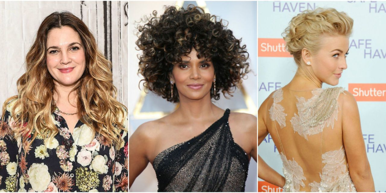42 Easy Curly Hairstyles   Short, Medium, And Long Haircuts For ...