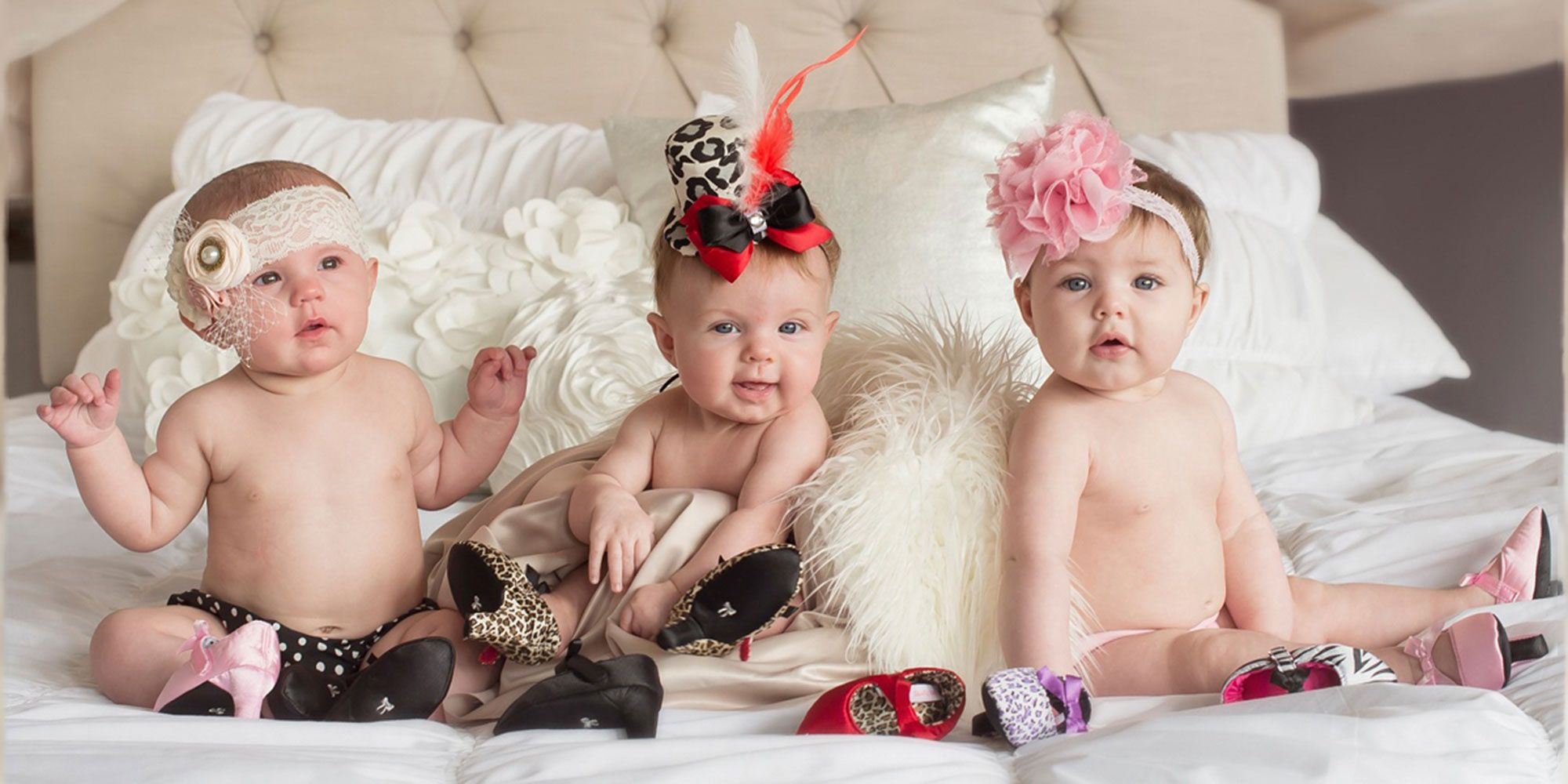 Childrens Company Slammed for Selling High Heels to Babies — Yeah, You Read That Right
