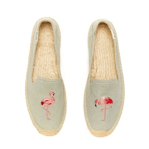 "<p>$65&#x3B; <a href=""http://www.soludos.com/women/fss1505-flamingo-embroidered-smoking-slipper"" target=""_blank"" data-tracking-id=""recirc-text-link"">soludos.com</a></p>"