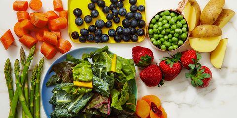 Food, Produce, Natural foods, Fruit, Vegan nutrition, Leaf vegetable, Whole food, Seedless fruit, Ingredient, Tableware,