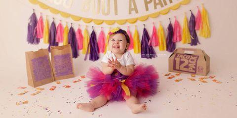 Taco Bell Baby Photo Shoot