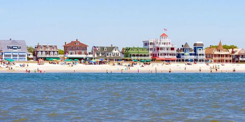 Body of water, Coastal and oceanic landforms, Tourism, Shore, Water, Coast, People on beach, Summer, Town, Beach,