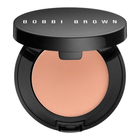 "<p>Concealers only lighten skin, so apply an under-eye corrector first to hide the tones in dark circles. Peach nixes bluish shadows, yellow covers purple ones, and orange masks brown circles. ""Dab on the corrector with a damp makeup sponge, then add your concealer on top,"" says makeup artist Jamie Greenberg, who works with Rashida Jones.&nbsp;(Try Bobbi Brown Corrector,&nbsp;$25;&nbsp;<a href=""http://www.sephora.com/corrector-P270555"" target=""_blank"" data-tracking-id=""recirc-text-link"">sephora.com</a><span class=""redactor-invisible-space""></span>.)<span class=""redactor-invisible-space""></span></p>"