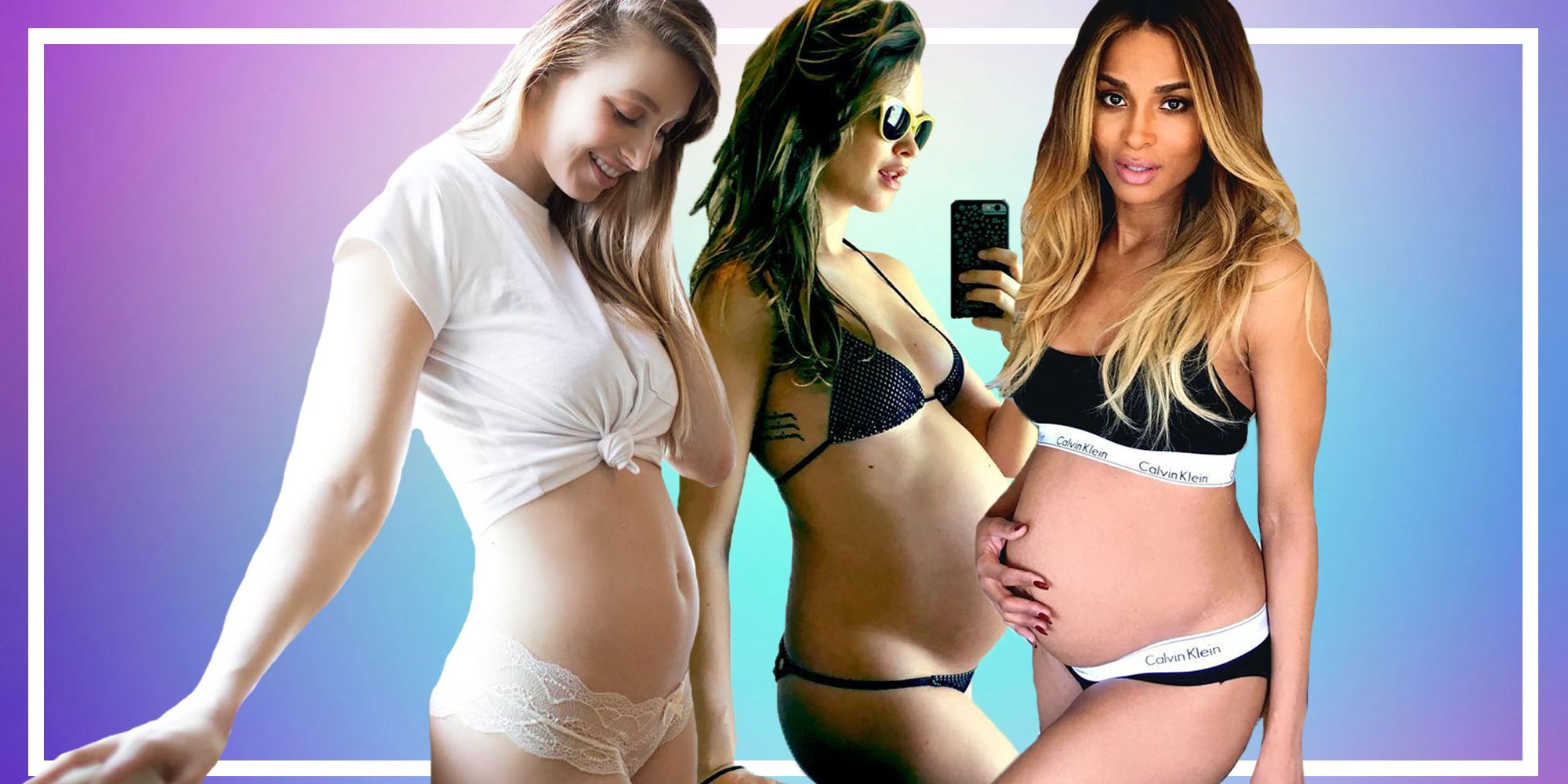 Two Women Show How Different Baby Bumps Can Look recommend