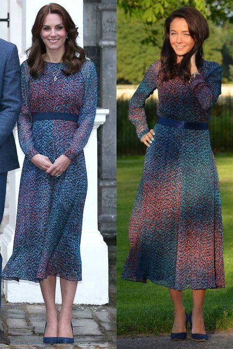 Woman Replicates Kate Middleton S Best Outfits On The Cheap