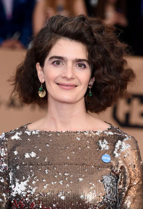 """<p>Gaby Hoffman has filmed many a scene for Amazon's <em data-redactor-tag=""""em"""">Transparent</em> where her full-and-proud lady bush was on open display. After fielding more than one  question surrounding her choice to go unwaxed for the scenes, she very eloquently noted to the U.K.'s <em data-redactor-tag=""""em"""">Evening Standard</em>, """"I'm a human, I have hair…when people want me to talk about whether I think the bush is back, and whether that's great for feminism, I'm like, 'You know what's great for feminism? Respecting everybody's own choice<span class=""""redactor-invisible-space"""" data-verified=""""redactor"""" data-redactor-tag=""""span"""" data-redactor-class=""""redactor-invisible-space"""">.'"""" Amen, sister. </span></p>"""