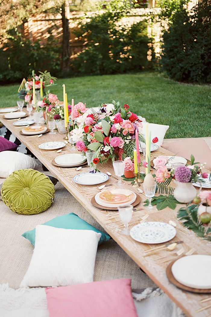 Summer party ideas summer entertaining decorations for Ag inspired cuisine