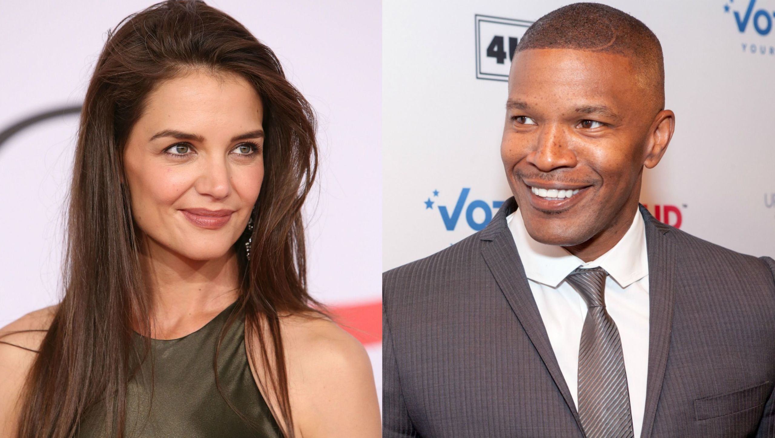 Katie holmes dating now