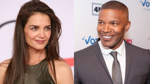 37215d0d094 Everything We Know About Katie Holmes and Jamie Foxx s Super Secretive  Relationship