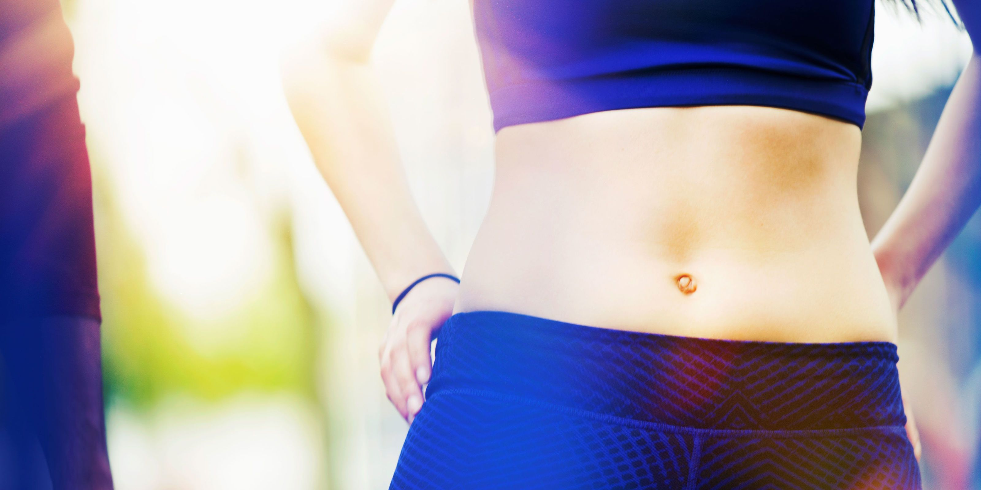 methods to remove stomach fat