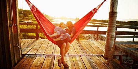 Hammock, Fun, Leisure, Vacation, Physical fitness,