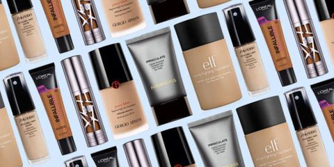 Makeup for Oily Skin - Oil-Fighting