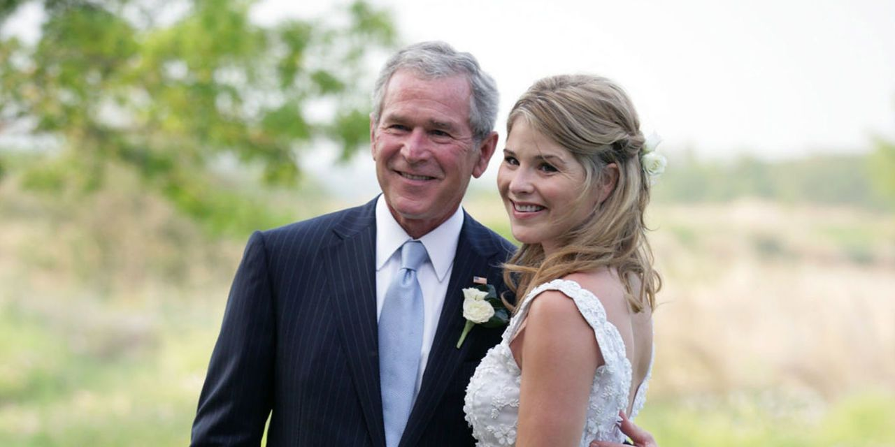 Jenna Bush Hager Credits Her Feminist Father George Bush With Inspiring Her to Raise Strong Daughters