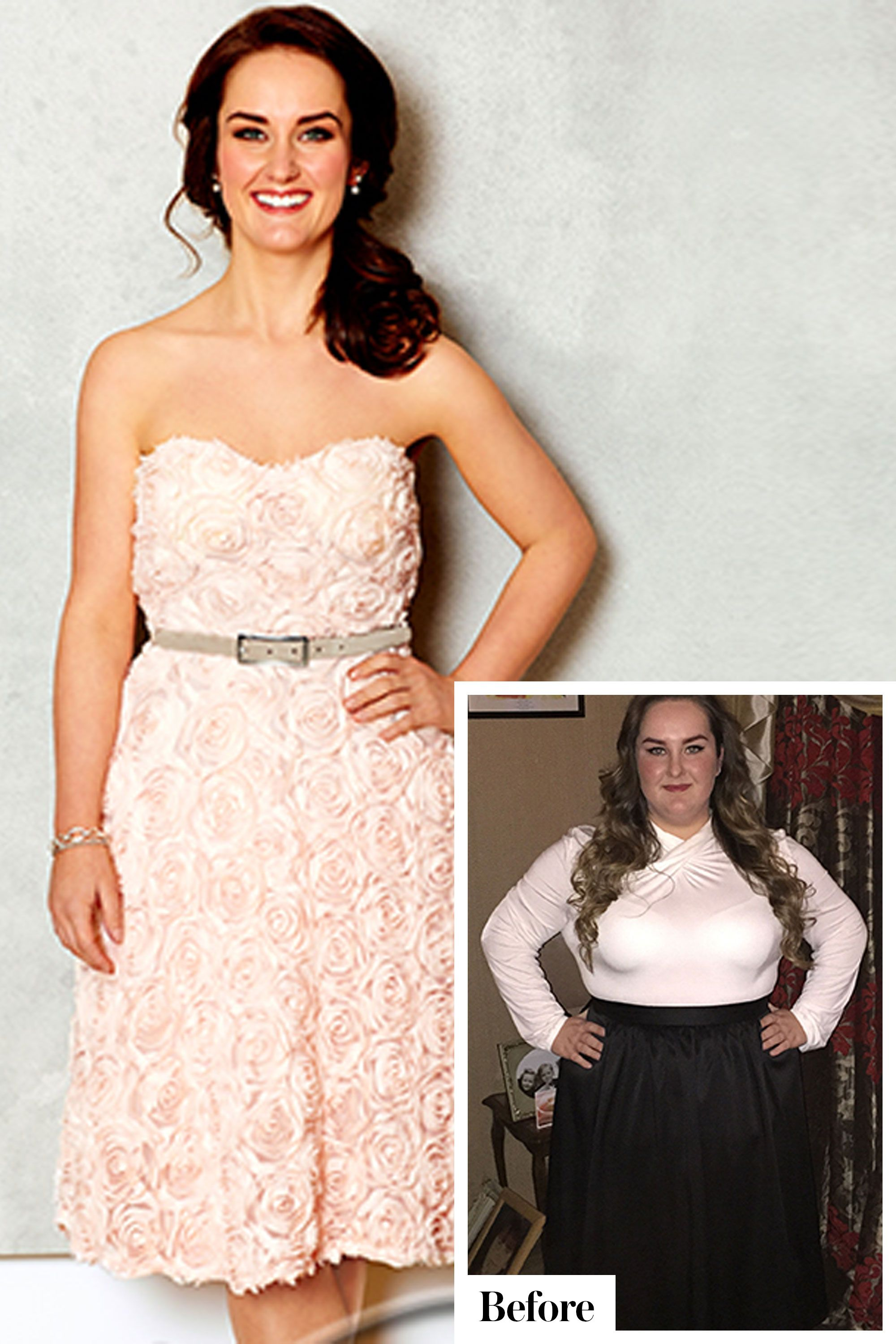 15 Weight Loss Success Stories from Women Who Lost Weight