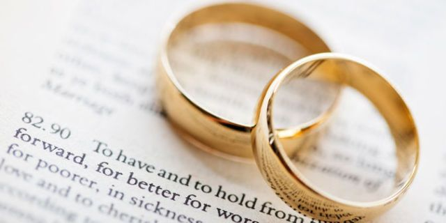 Getty Images. Today, Personalized Wedding Vows ...