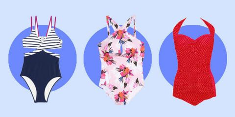 024cbb2021c48 These stylish one pieces are guaranteed to flatter every body type — and  make you feel like a bombshell the second you ...