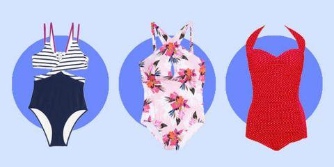 Illustration, Graphic design, One-piece swimsuit, Swimwear,