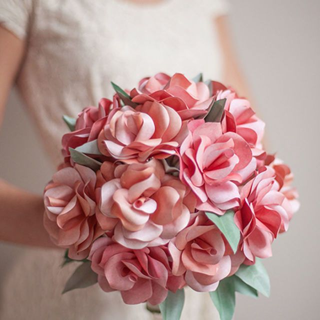 Whole Foods Wedding Bouquet: The 21 Biggest DIY Wedding Trends For 2017
