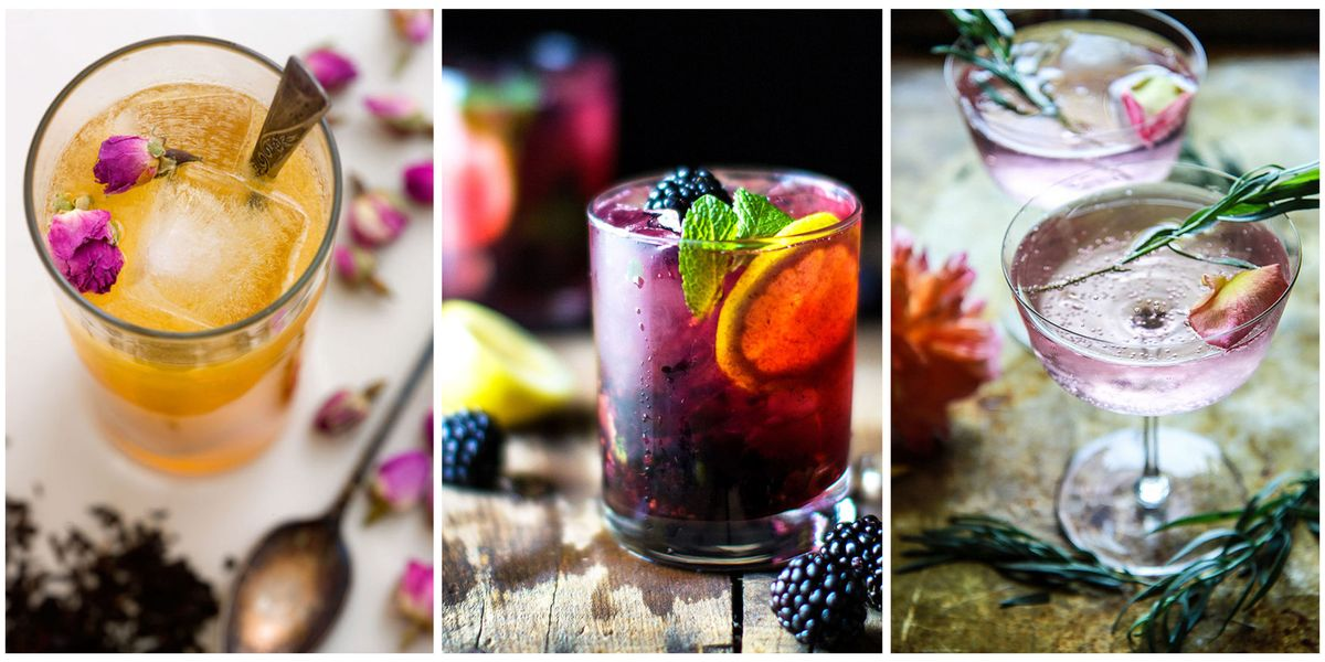10 delicious gin cocktails