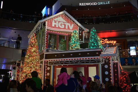 """<p>On December 30, 1994, HGTV officially hit the air waves, <a href=""""http://www.hgtv.com/about-us/hgtv-20th-anniversary/top-20-moments-in-hgtv-history"""" target=""""_blank"""">reaching 6.5 million homes</a>.</p>"""