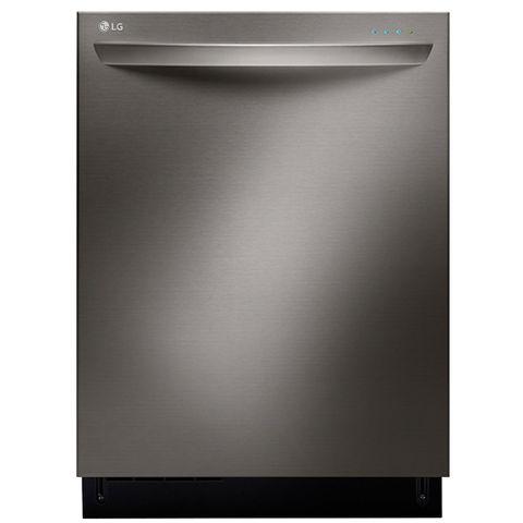 "LG LDT9965BD 24"" Dishwasher with TrueSteam Generator"