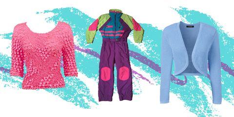 Clothing, Illustration, Outerwear, Pink, Magenta, Turquoise, Fashion illustration, Costume design, Graphic design, Fashion design,
