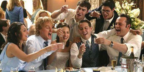 Hair, Face, Smile, People, Fun, Eye, Social group, Barware, Drink, Happy,