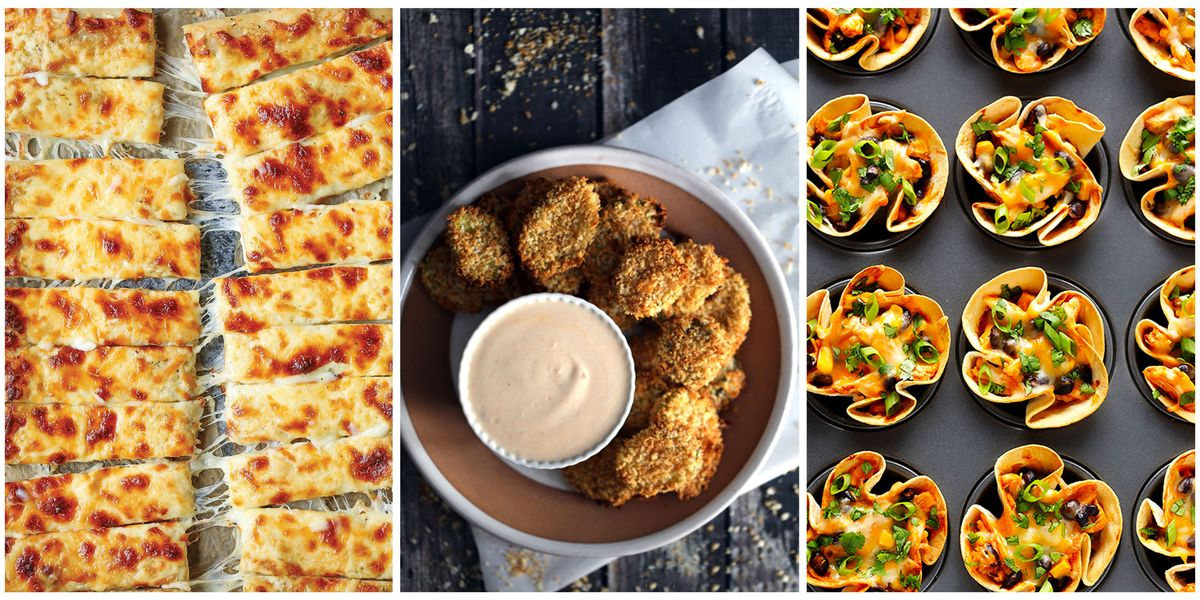 35 Party Food Recipes Best Party Foods