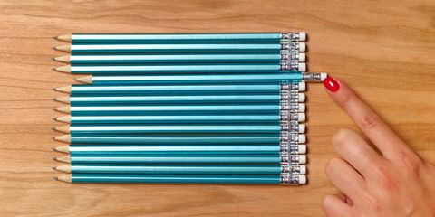 Blue, Finger, Turquoise, Aqua, Nail, Office supplies, Teal, Azure, Electric blue, Stationery,