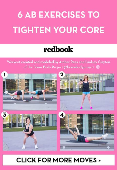 6 Best Ab Workouts for Women - At-Home Abs Exercises