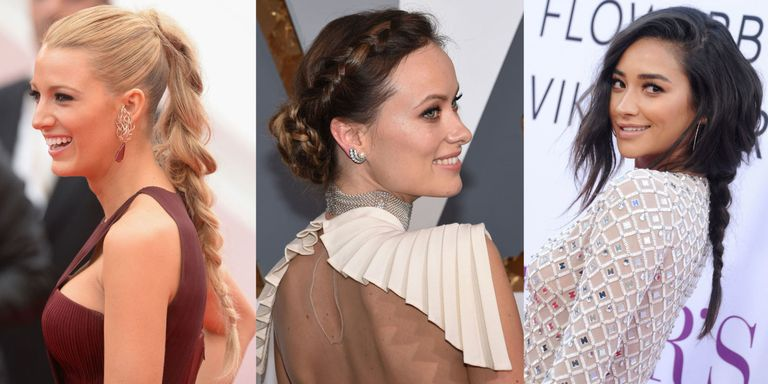 63 Celebrity Braided Hairstyles For 2017 Best Hair Braid