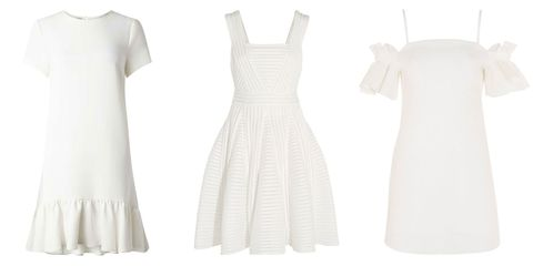 bfa03d54d13 13 Cute White Summer Dresses for 2017 - Best White Dresses for Hot ...