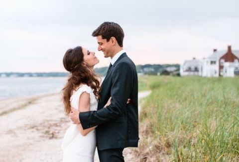 Photograph, Romance, Wedding dress, Bride, Ceremony, Honeymoon, Bridal clothing, Photography, Wedding, Dress,
