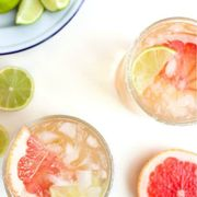 Food, Drink, Non-alcoholic beverage, Ingredient, Beer cocktail, Juice, Paloma, Wine cocktail, Alcoholic beverage, Cocktail,