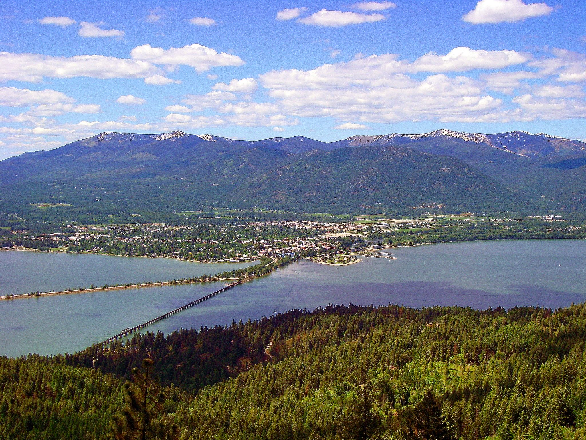 """<p>The number one reason we're bee-lining to Lake Pend Oreille<span class=""""redactor-invisible-space"""" data-verified=""""redactor"""" data-redactor-tag=""""span"""" data-redactor-class=""""redactor-invisible-space"""">?</span>Well, besides the spectacular views of Montana's CabinetMountains and theSelkirk Mountain Range<span class=""""redactor-invisible-space"""" data-verified=""""redactor"""" data-redactor-tag=""""span"""" data-redactor-class=""""redactor-invisible-space""""></span>, the huckleberry lemonade is a major draw(vodka is a necessary addition if it's after 5 p.m.). <span class=""""redactor-invisible-space"""" data-verified=""""redactor"""" data-redactor-tag=""""span"""" data-redactor-class=""""redactor-invisible-space"""">After you're done meandering through the walkable downtown, dig into hearty grub at <a href=""""http://www.spudsonline.com/"""" target=""""_blank"""" data-tracking-id=""""recirc-text-link"""">Spuds Waterfront Grill</a>.Festivals abound here, and a few of our favorites include the <a href=""""http://www.festivalatsandpoint.com/"""" target=""""_blank"""" data-tracking-id=""""recirc-text-link"""">Festival at Sandpoint</a>,the <a href=""""http://longbridgeswim.org/"""" target=""""_blank"""" data-tracking-id=""""recirc-text-link"""">Long Bridge Swim</a> (where hundreds of swimmers competeannually), and the 25th annual <a href=""""http://www.schweitzer.com/event/fall-fest-2017/"""" target=""""_blank"""" data-tracking-id=""""recirc-text-link"""">Fall Fest</a>. If you're trying to figure out where to stay, the<a href=""""http://www.westernpleasureranch.com/"""" target=""""_blank"""" data-tracking-id=""""recirc-text-link"""">Western Pleasure Guest Ranch</a>won't disappoint.</span><br></p><p><em data-redactor-tag=""""em"""" data-verified=""""redactor"""">For more information, visit<a href=""""http://visitsandpoint.com/"""">visitsandpoint.com</a>.</em></p>"""