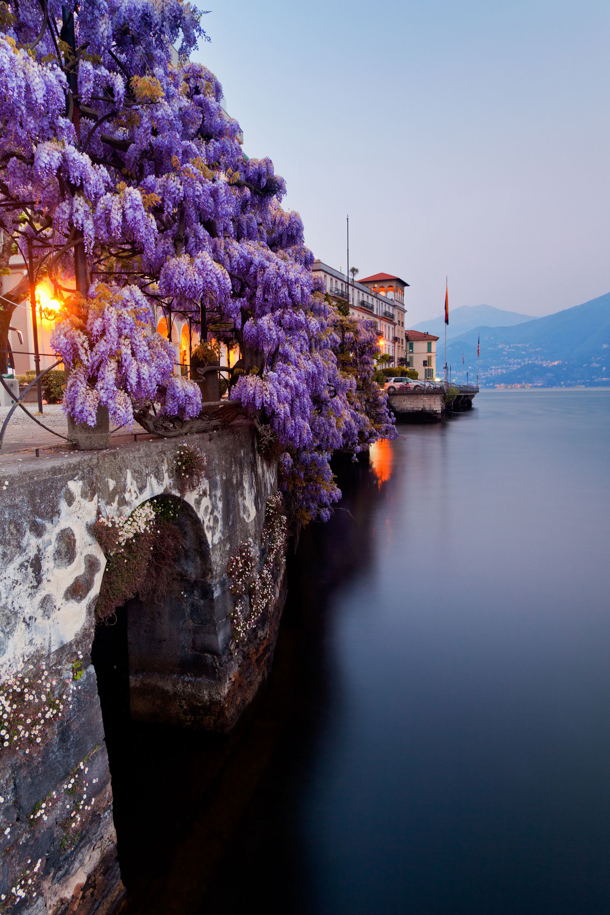 """<p>A popular retreat for the aristocracy during Roman times, Lake Como is still known as a playground for the wealthy. This really comes as no surprise considering the scenic views of the Alps and historic villas dotting its shores. </p><p><em data-redactor-tag=""""em""""><br></em></p><p><em data-redactor-tag=""""em"""">Don't miss our<a href=""""http://www.harpersbazaar.com/culture/travel-dining/a15555/lake-como-travel-ideas/"""" target=""""_blank"""">Lake Como Guide</a>.</em></p>"""