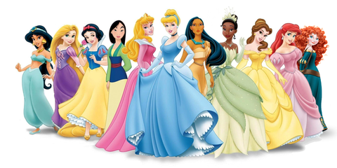 Disney Princess Clothing