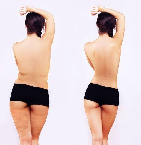 Skin, Shoulder, Waist, Joint, Standing, Back, Thigh, Organ, Trunk, Neck,