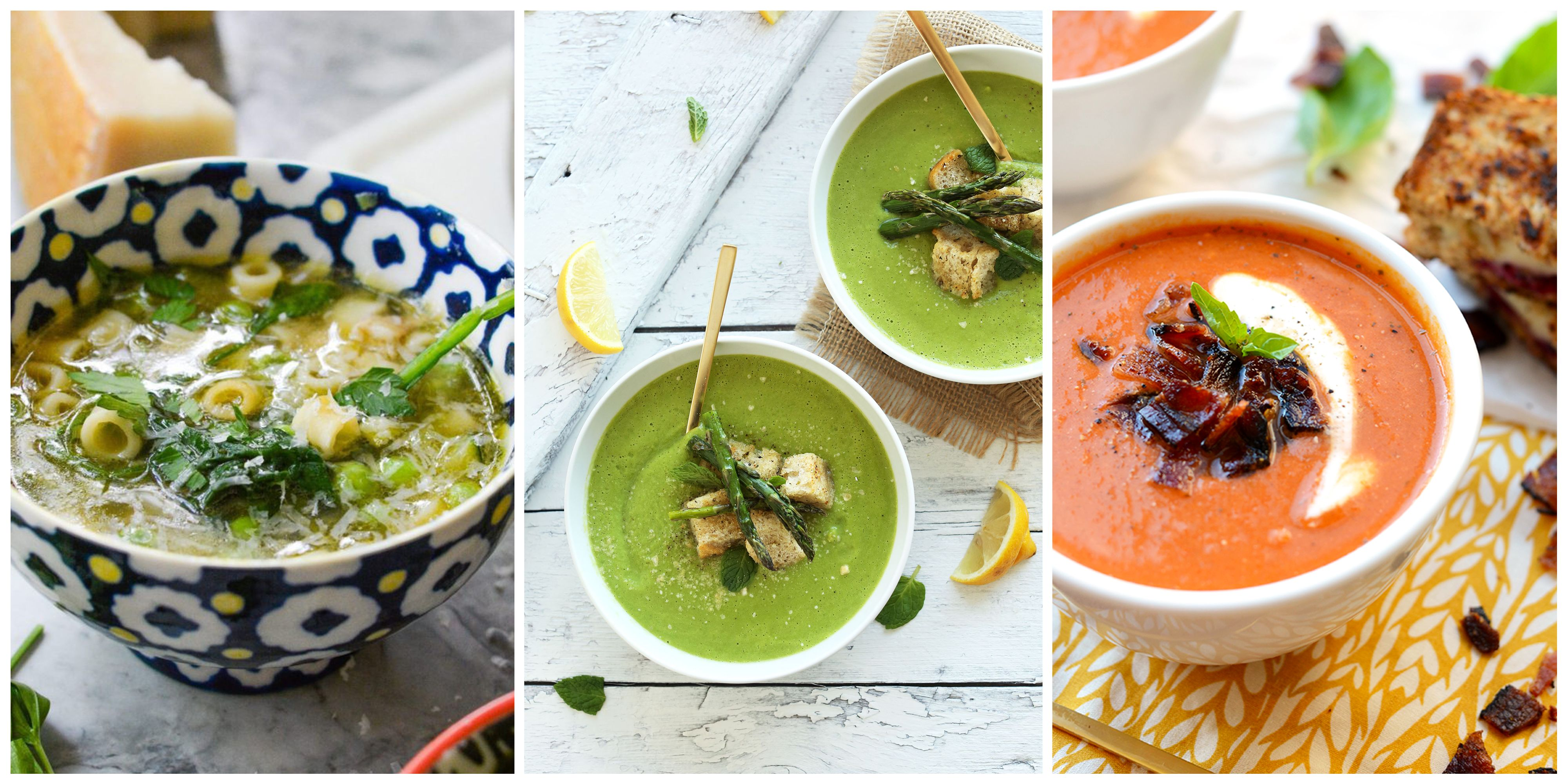 Watch The Low-Cal Summer Soup You Can Make with a Pack of Frozen Peas video