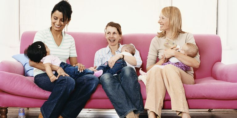 how to make friends with other moms