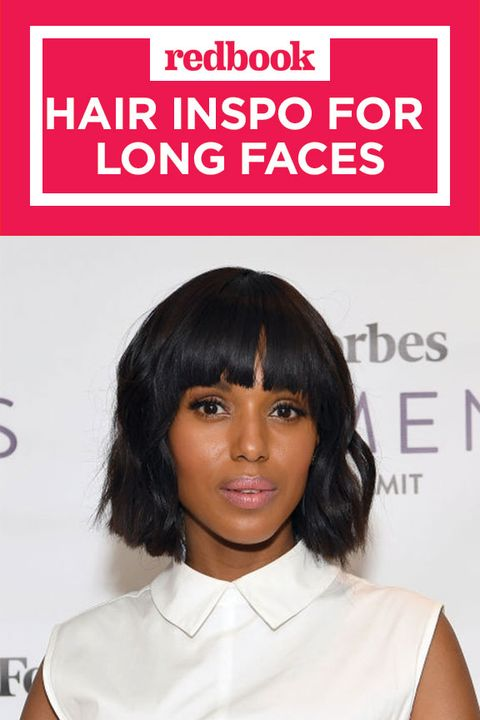 8 Best Hairstyles for Long Faces - Haircuts for Long Face Shapes