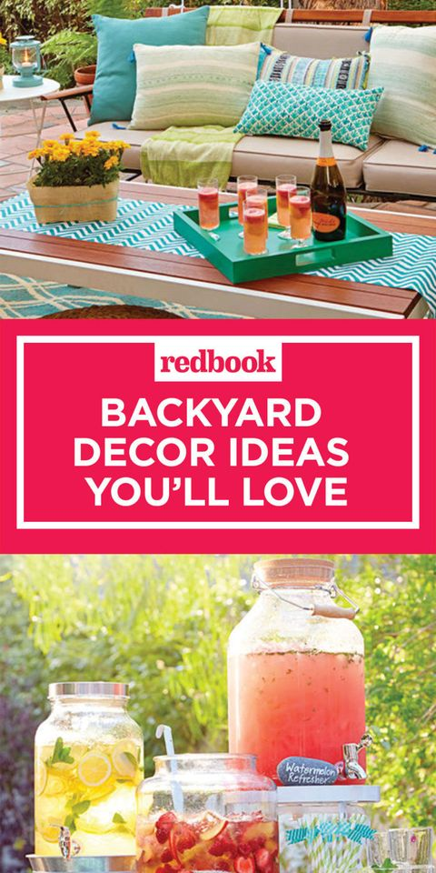 Dont Forget To Pin These Ideas For Your Next Back Yard Bash