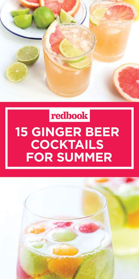 15 Best Ginger Beer Cocktail Recipes - Refreshing Ginger
