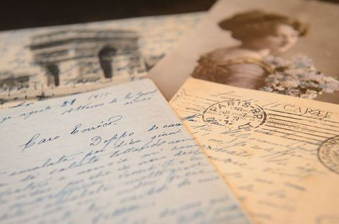 "<p>There's a sweetness and innocence to reading old love letters—whether they're from our great-grandparents during World War II or our own younger selves.<span class=""redactor-invisible-space"" data-verified=""redactor"" data-redactor-tag=""span"" data-redactor-class=""redactor-invisible-space""></span></p>"