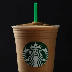 """<p>There's an added bonus to ordering this <a href=""""https://www.starbucks.com/menu/drinks/frappuccino-blended-beverages/caramel-frappuccino-light-blended-beverage"""" target=""""_blank"""" data-tracking-id=""""recirc-text-link"""" data-unsp-sanitized=""""clean"""">""""skinny"""" Frapp</a>: It contains just as much caffeine (90 milligram) as the Caramel Cocoa Cluster but offers way fewer calories. Plus, its buttery caramel taste makes up for the nonfat milk.  </p>"""