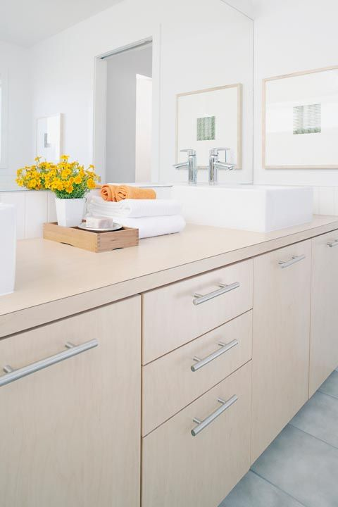 """<p>Since your toilet can spray <a href=""""http://www.goodhousekeeping.com/home/cleaning/tips/a26125/dirty-bathroom-mistakes/"""" target=""""_blank"""" data-tracking-id=""""recirc-text-link"""">germy water particles</a> up to six feet across the room (yuck!), you should give your counters, mirrors and other surfaces in this room a once overwith a disinfectant wipe <em data-redactor-tag=""""em"""" data-verified=""""redactor"""">($9, <a href=""""https://www.amazon.com/Lysol-Disinfecting-Wipes-Blossom-3X80ct/dp/B00M977Y4C/"""" target=""""_blank"""" data-tracking-id=""""recirc-text-link"""">amazon.com</a>)</em><a href=""""http://www.goodhousekeeping.com/home/cleaning/g3260/things-you-should-clean-every-week/"""" target=""""_blank"""" data-tracking-id=""""recirc-text-link"""">every week</a>.</p><p><span class=""""redactor-invisible-space"""" data-verified=""""redactor"""" data-redactor-tag=""""span"""" data-redactor-class=""""redactor-invisible-space""""></span></p>"""