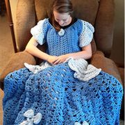 Crochet, Blue, Pattern, Art, Knitting, Dress, Pattern, Craft, Design, Textile,